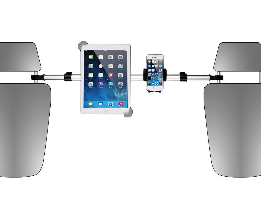 iVAPO iPad Headrest Mount Car Seat » Gadget Flow