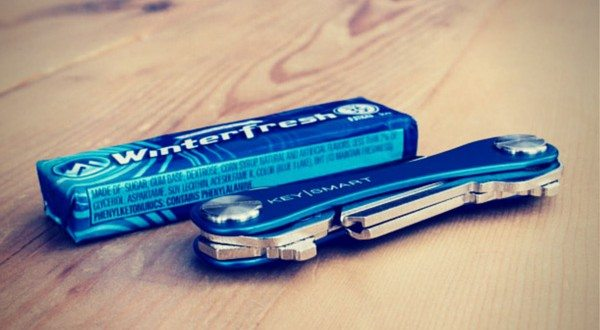 KeySmart™ Pocket Key Organizers Substitute Your Bulky, Noisy Key Holders With A Sleek and Compact One