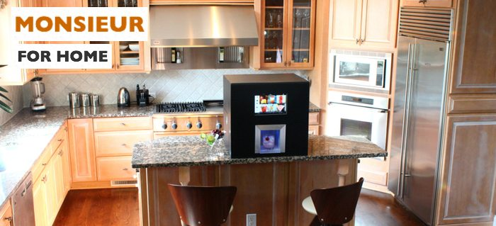 Monsieur Robotic Bartender
