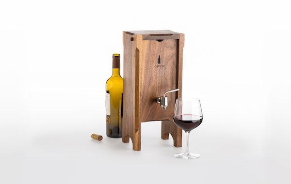 Oxbox Wine Preservation System A Thing Of Vino Drinking Beauty