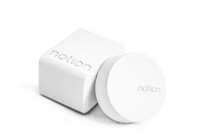 Notion Hub and Sensor