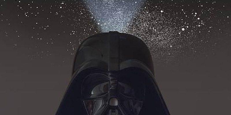 Home Star Darth Vader Planetarium