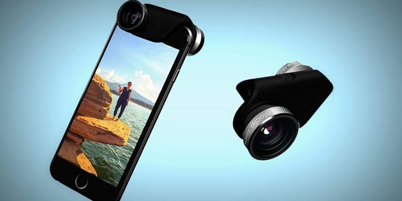 Olloclip's 4-in-1 Lens for iPhone 6