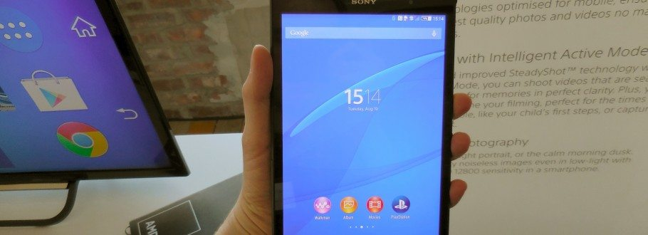 Sony Xperia Z3 Tablet Compact: A Lot of Words, A Whole Lot of Awesome