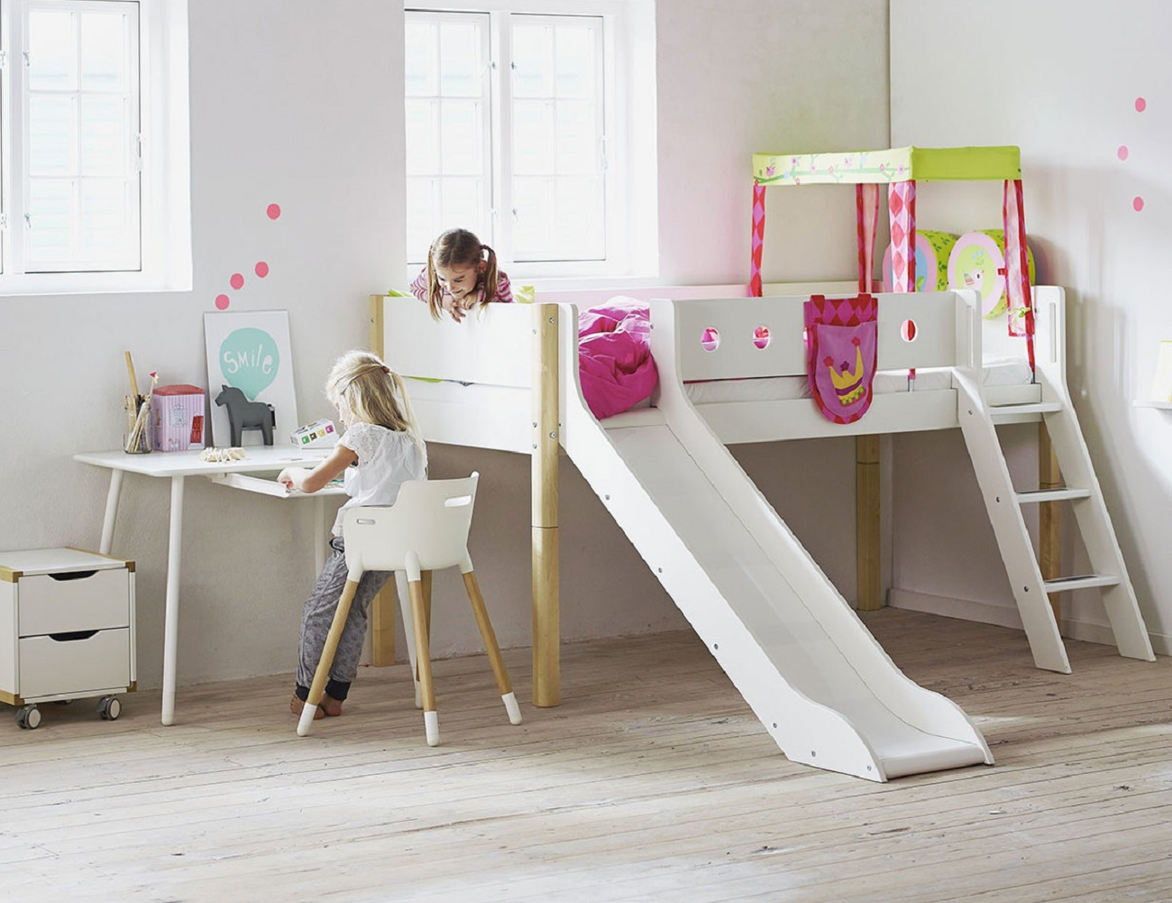 5-in-1 High Chair by Flexa