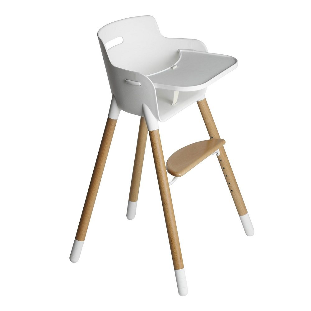 5 in 1 high chair by flexa gadget flow for Chaise haute tripp trapp occasion