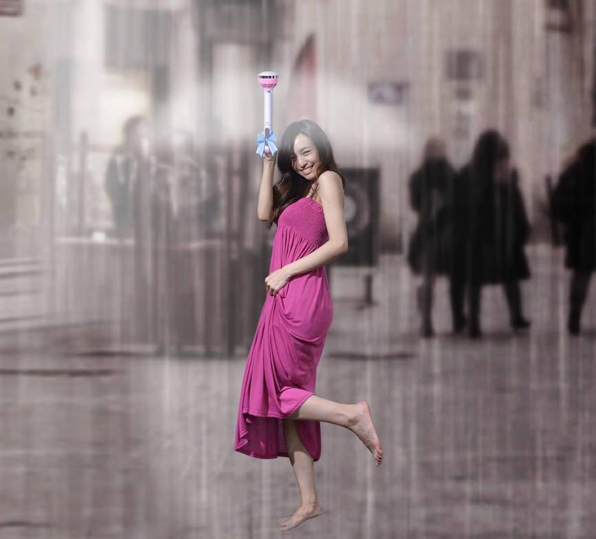 The Invisible Air Umbrella