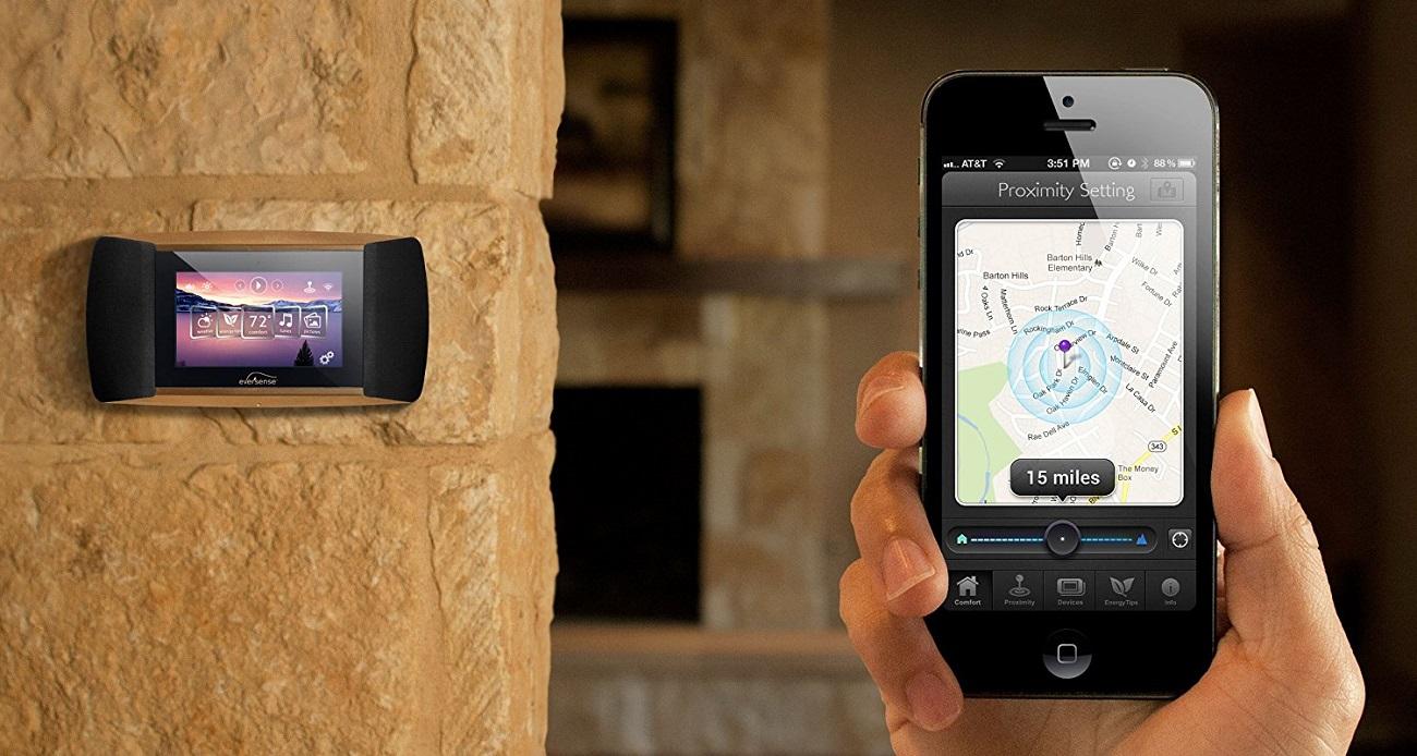 EverSense Wi-Fi Smart Thermostat
