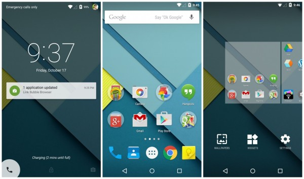 Android 5.0 Lollipop: The Latest and Greatest Update Yet
