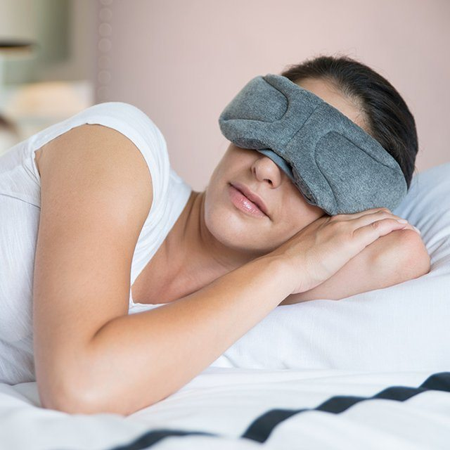 SleepTunez – Music and Phone Sleep Mask by Tonez Audio