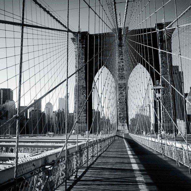 brooklyn bridge wall mural review the gadget flow