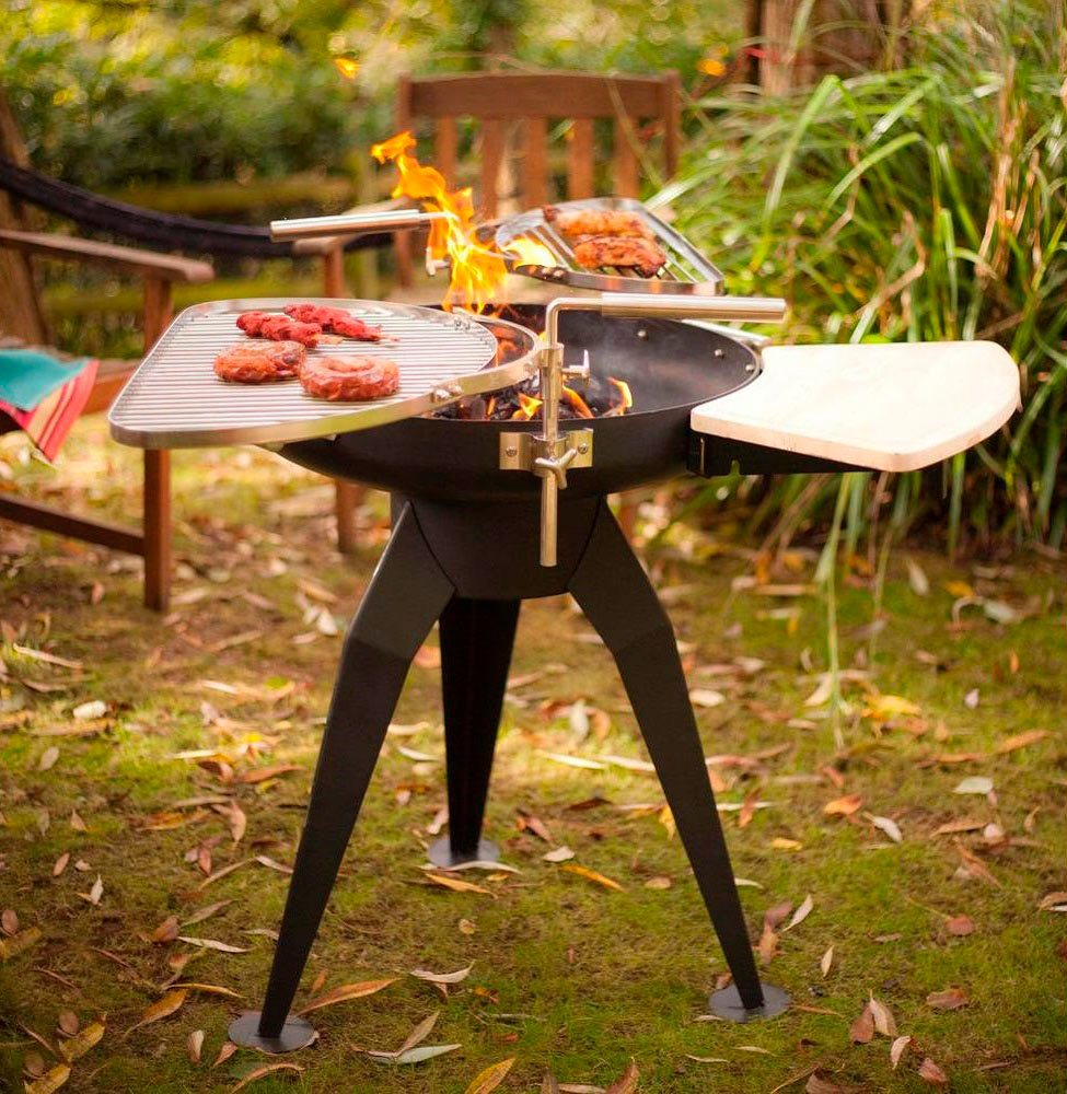 Coradoba+Fire+Pit+And+Grill
