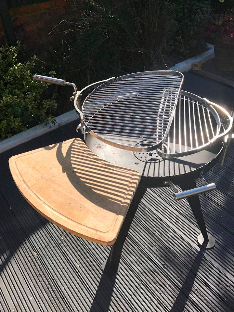 Coradoba Fire Pit and Grill