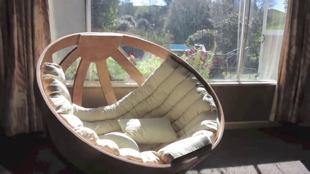 Cradle+Rocking+Chair+By+Richard+Clarkson