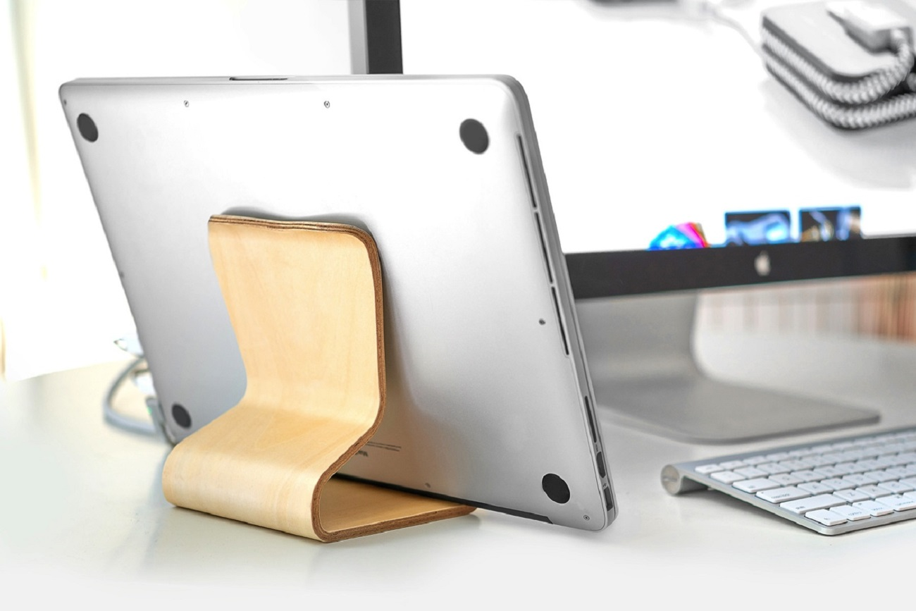 Desktop Chair by Moku Woodware