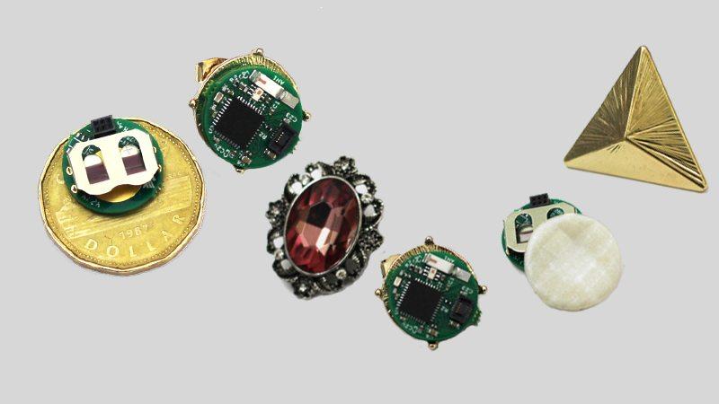 Build Ear-O-Smart Earrings