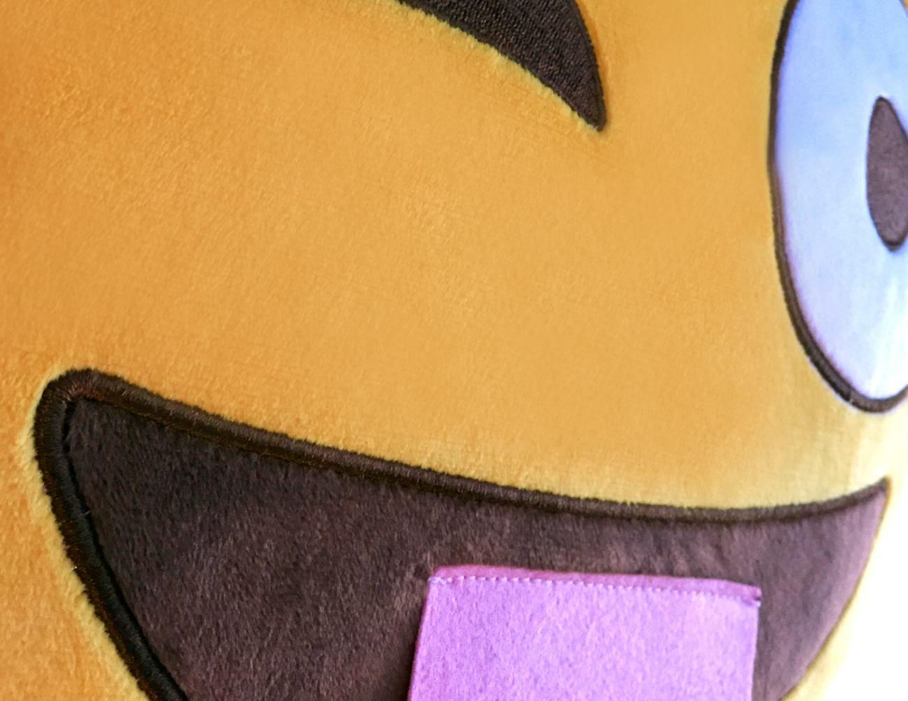 Emoji Pillows by Throwboy