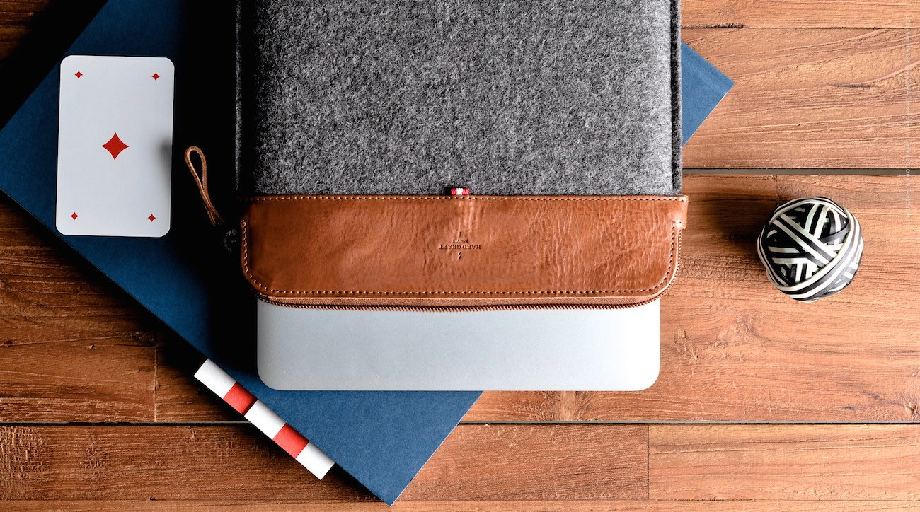 Fit Macbook Pro Retina handmade Sleeve