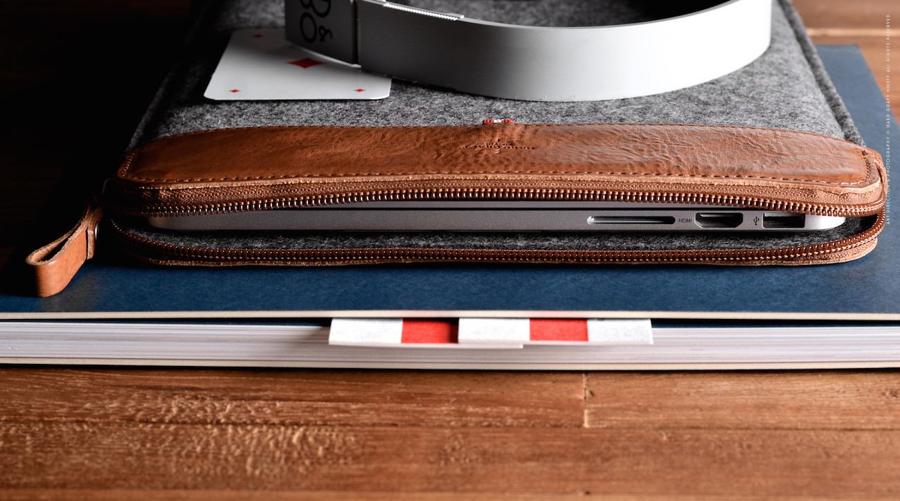 Fit Macbook Pro Retina Sleeve