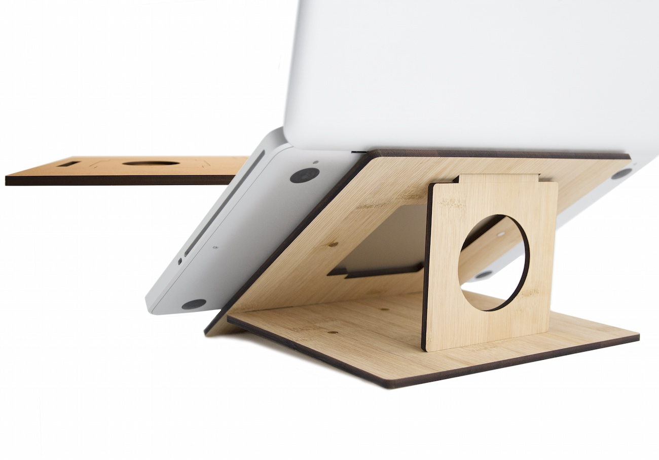Flio – Ultra Portable Laptop Stand loading=