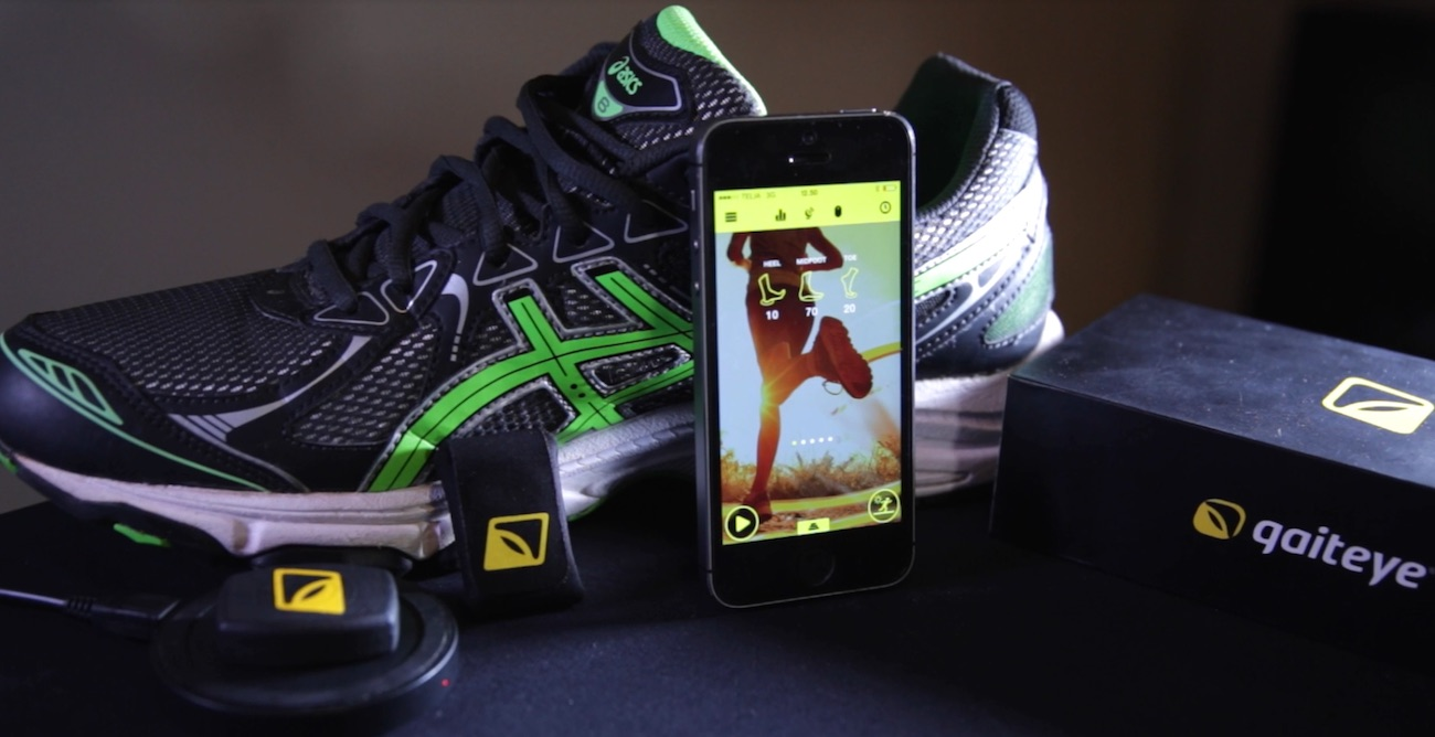 Gaiteye / A Revolution in Running Sensor Technology