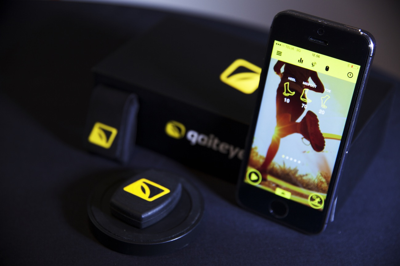 Gaiteye / A Revolution in Running Sensor Technology