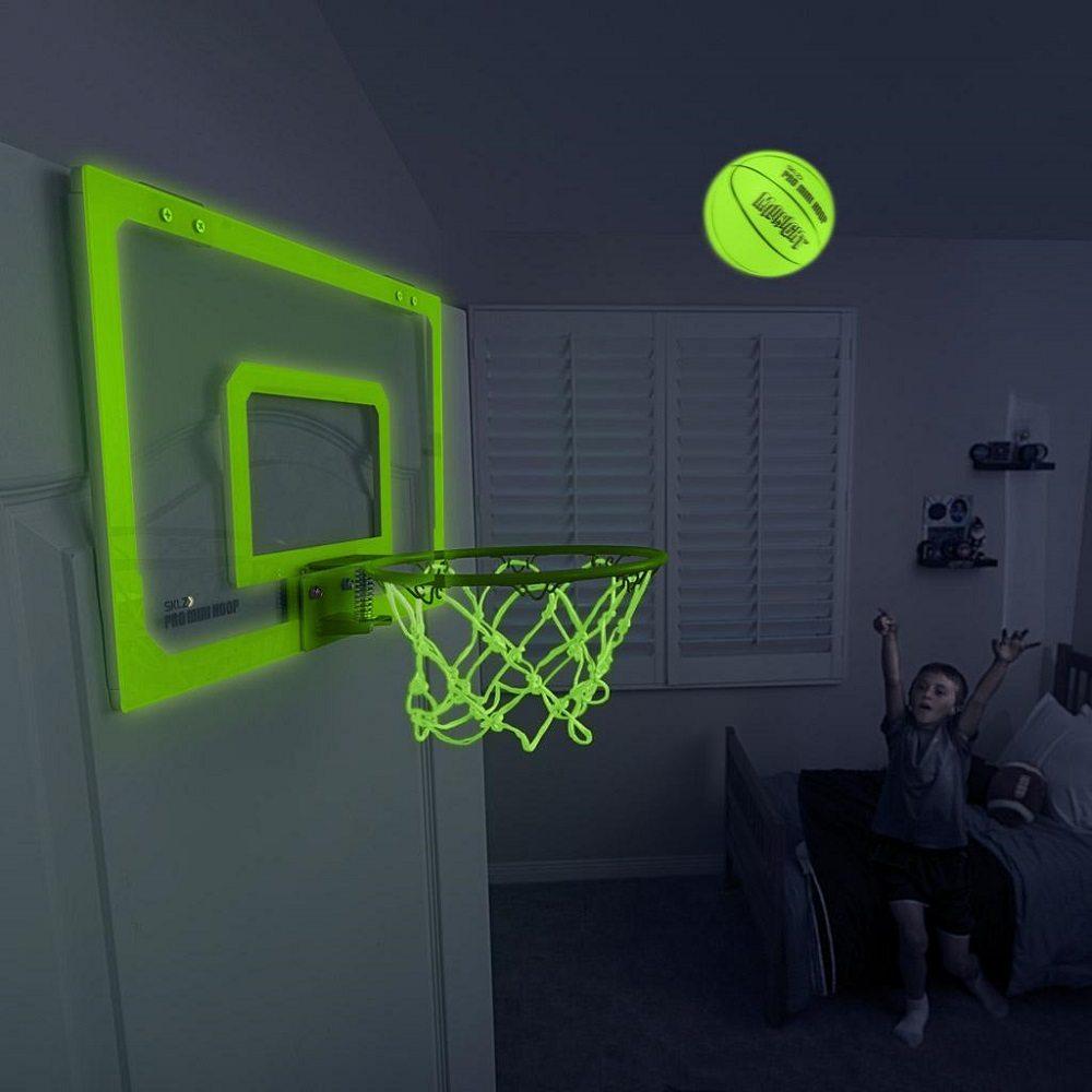 Glow in the Dark Indoor Basketball Hoop » Gadget Flow