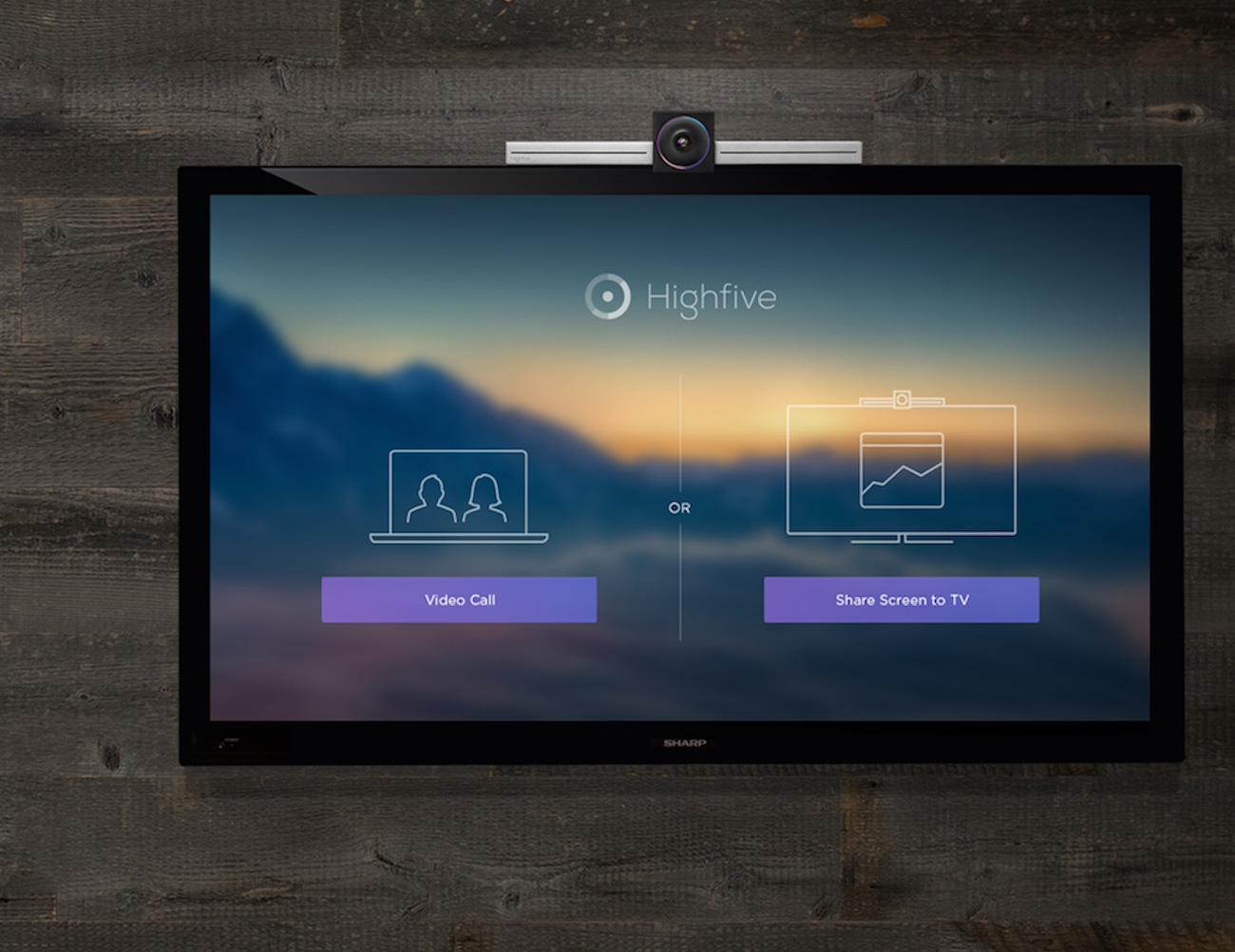 Highfive – Unlimited Video, Audio, Wireless TV Projection and Remote Screen Sharing