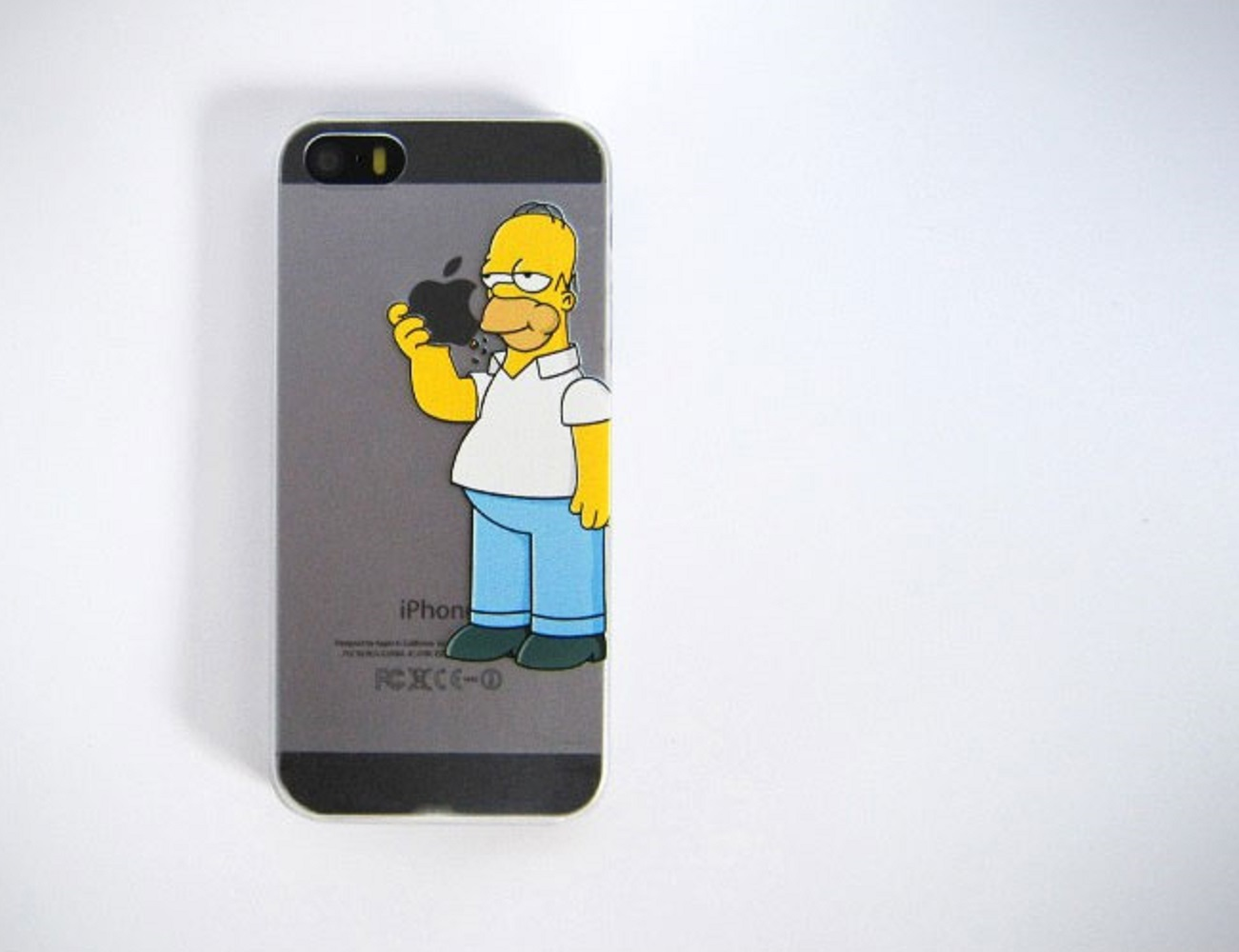 Homer iPhone 6 / 6 Plus Decal Sticker