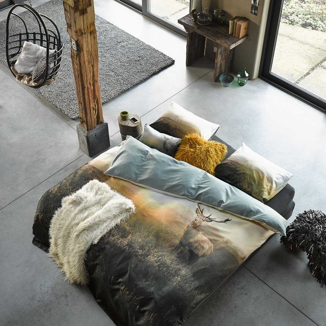 Hugo Duvet Cover by Essenza