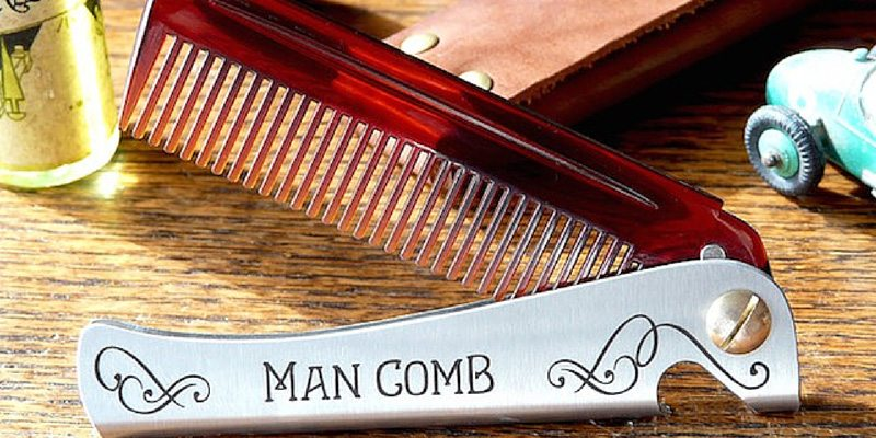 The Man Comb