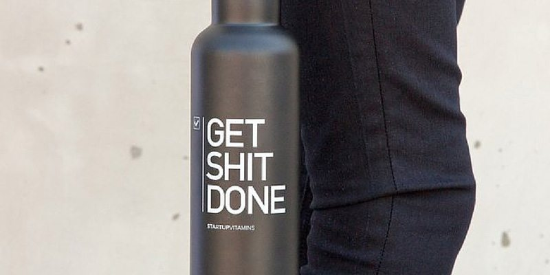 Get Sh*t Done Water Bottle