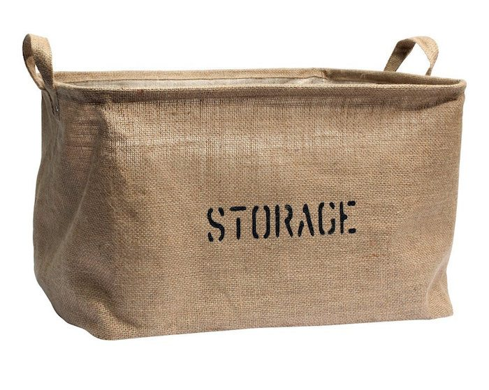 Jute Storage Bag