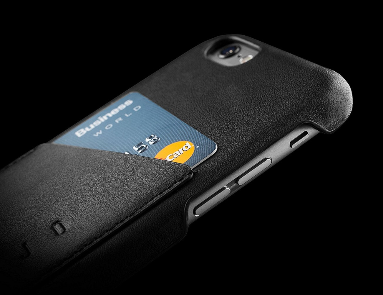 Leather Wallet Case 80° for iPhone 6 Plus by Mujjo ...