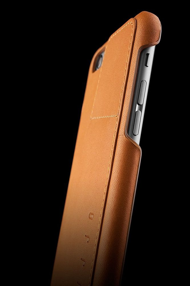 Leather Wallet Case 80° for iPhone 6 Plus by Mujjo