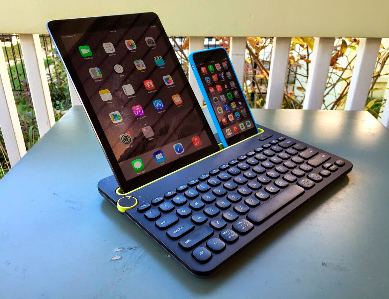 Logitech Bluetooth Multi Device Keyboard K480 Gadget Flow