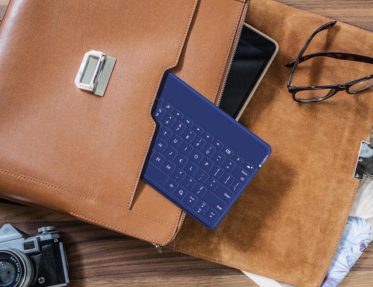 Logitech Keys-To-Go Standalone Wireless Bluetooth Keyboard