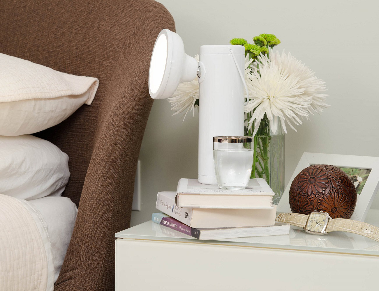 M Lamp by Juniper Designs