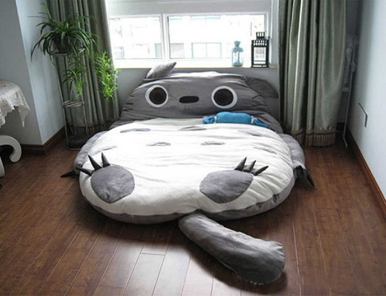 Inspirational  My Neighbor Totoro Bed