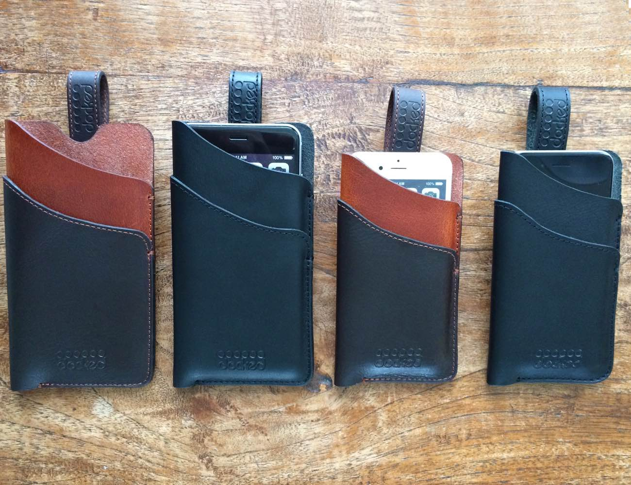 6 Pocket Sleeve for iPhone 6 and 6 Plus