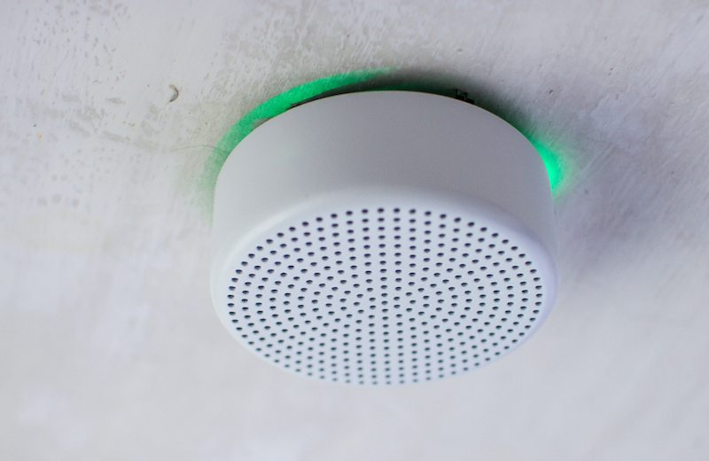 Point Keeps Watch on Your Home for Intruders, Fire and More