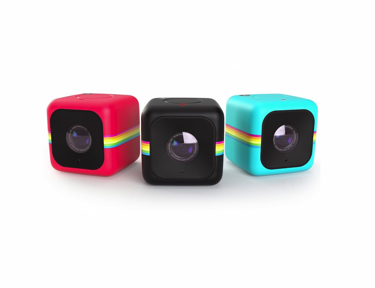 Polaroid+Cube+With+WiFi