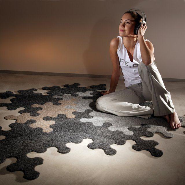 Puzzle Rug