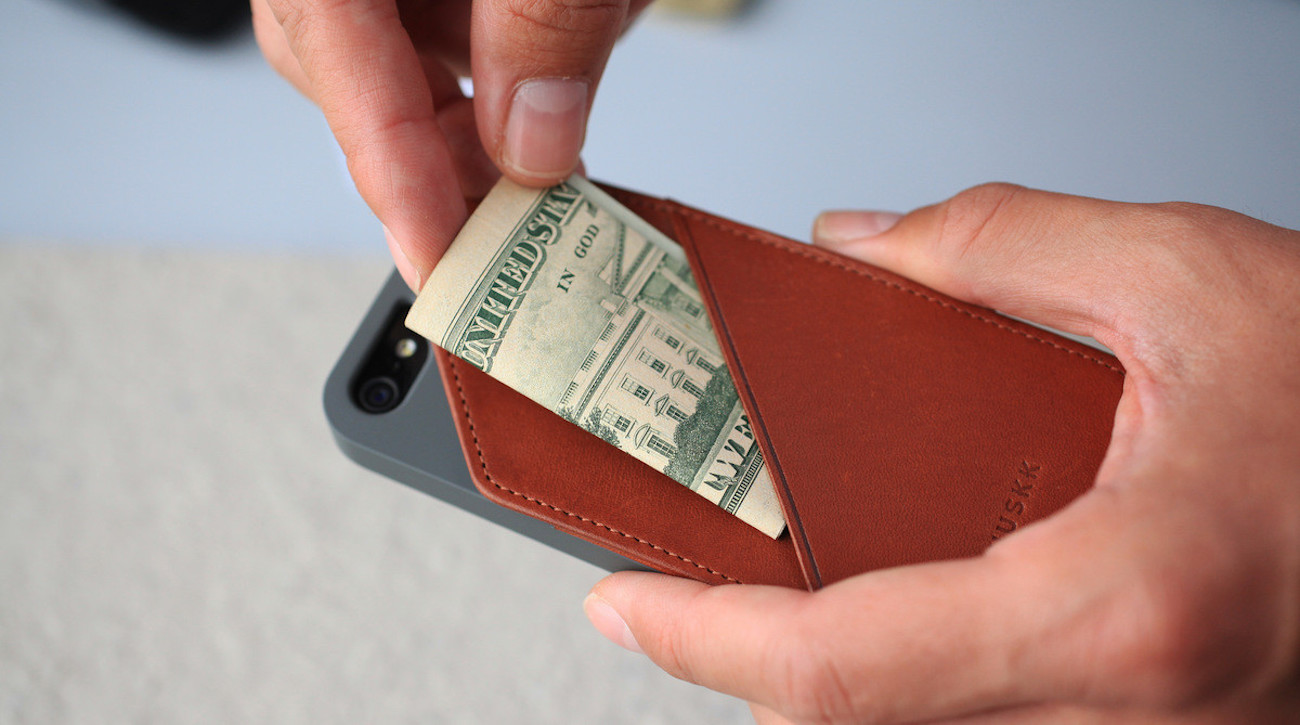 Quickdraw Phone Wallet Case