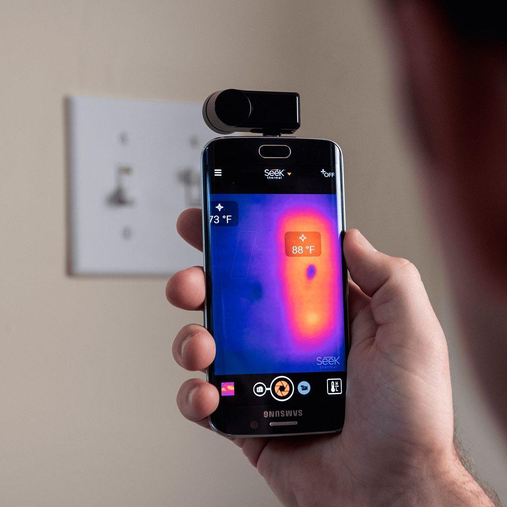 Seek Thermal USB Connector