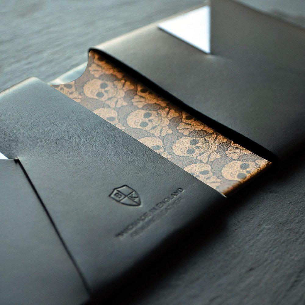 Skulls MK1 Wallet by Bond & Knight