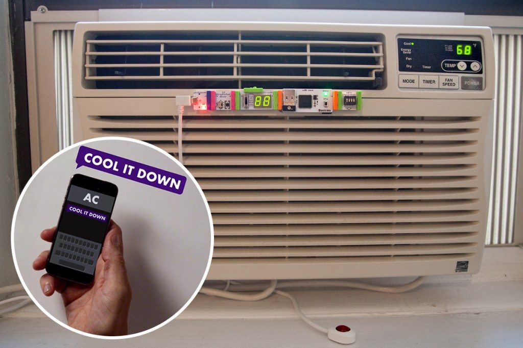 littleBits Smart AC