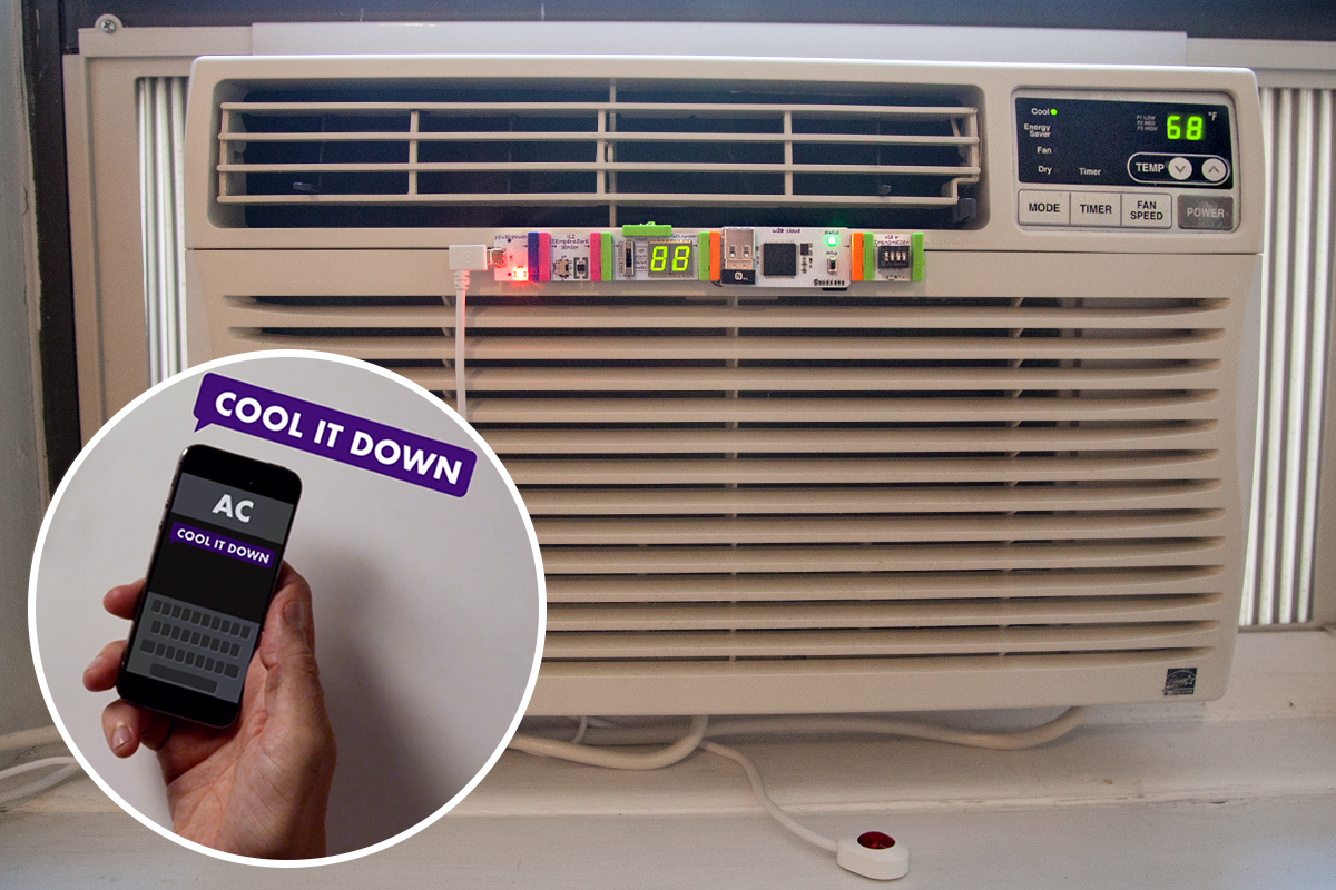Smarten Up Your Home With littleBits (And No Prior Knowledge)
