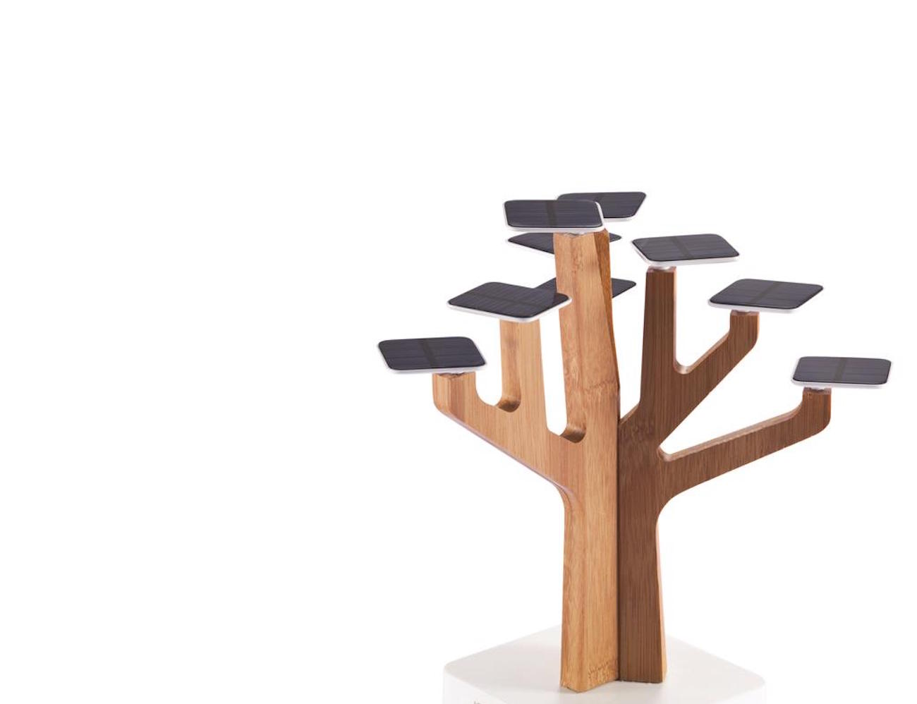 Solar Suntree – Nature Inspired Charger