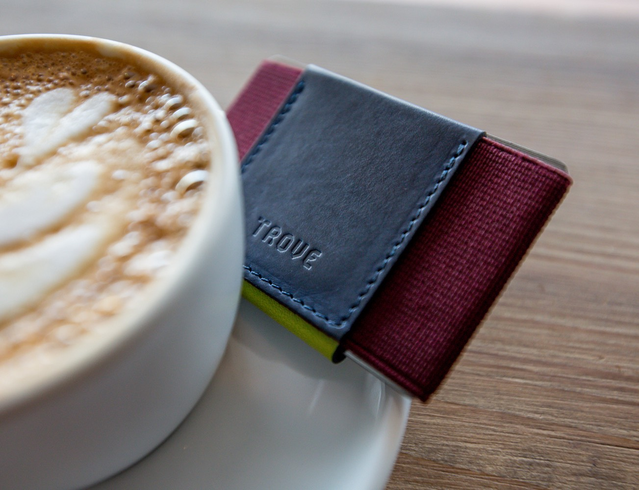 TROVE – The Ultimate Slim Wallet